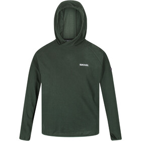 Regatta Montes Hoody Men, deep forest/black